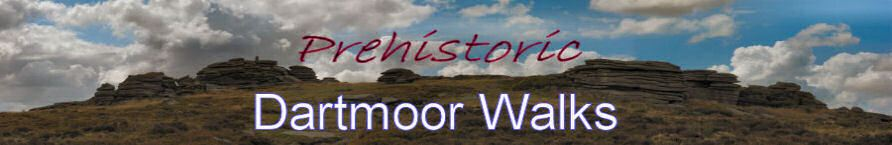 Prehistoric Dartmoor Walks, walking the Stone Rows and Stone Circles of Dartmoor
