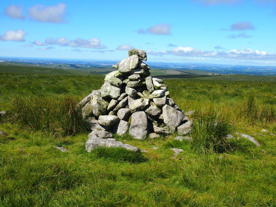 Great Gnats Head Cairn
