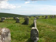 Grey Wethers Double Stone Circle